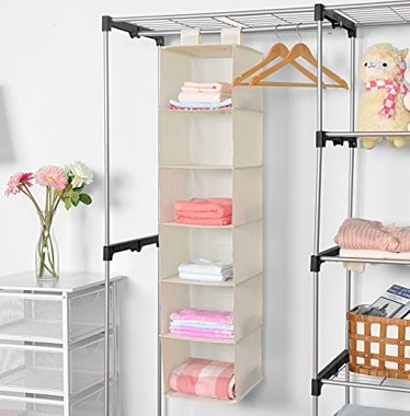 Closet Hanging Shelf