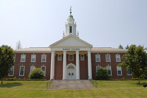 Babson College is the Best School for Entrepreneurs