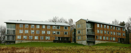 Bennington College Dorm