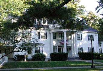 Bowdoin College Dorm