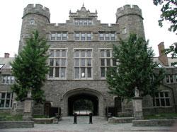 Bryn Mawr College Dorm