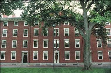 Harvard Dorm