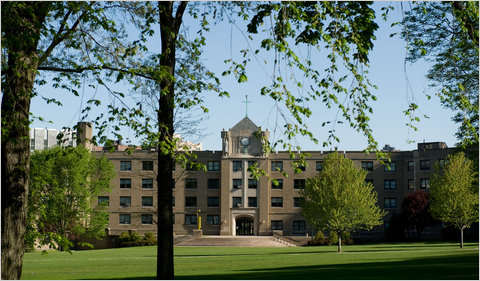 Fordham Rose Hill Dorm