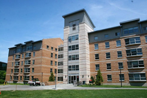 St. John's Dorm