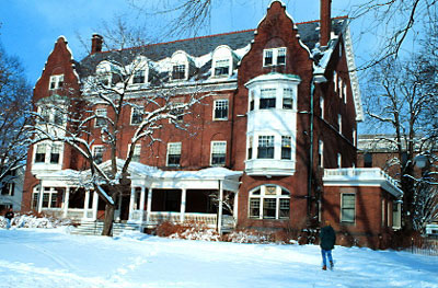 Smith College Dorm
