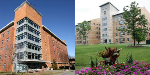 St John's University Dorms