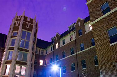 Washington University in St. Louis Dorm