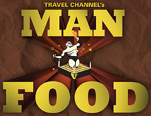 Man v. Food logo
