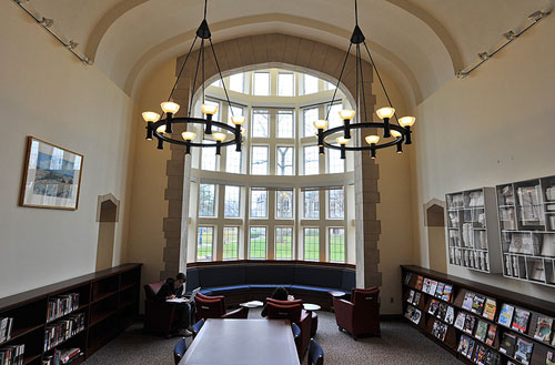 Meskill Law Library