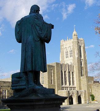 Princeton's Firestone Library