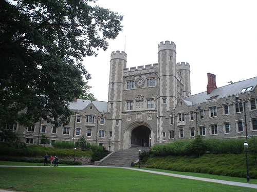 Princeton University is one of the Most Beautiful college campuses