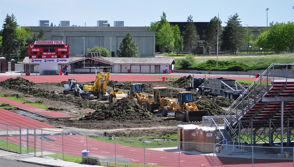 Roos Field Construction