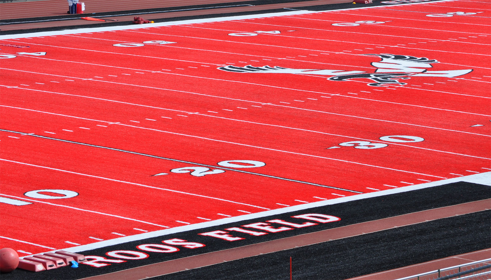 Ewu Rolls Out The Red Turf Campusgrotto