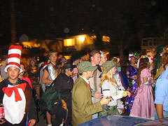UCSB Halloween Party