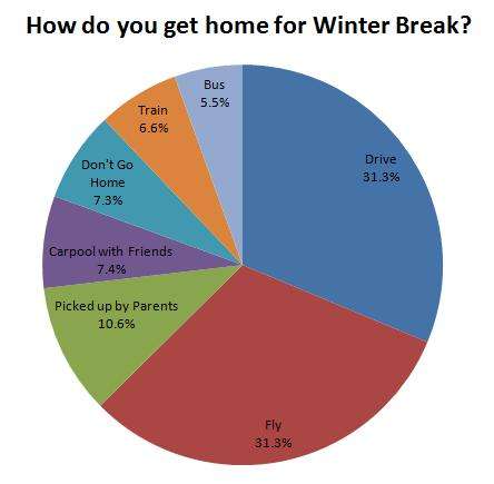 Winter Break Survey