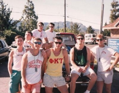 Chico State Party School