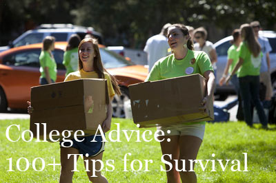 Advice for College Students