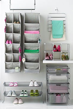 Ideas for Dorm Organization