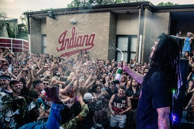 Indiana Bloomington Party