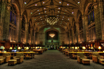 Most Beautiful College Libraries
