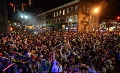 Ohio U Party