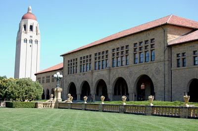 Stanford University is the hardest college to get into because of its acceptance rate