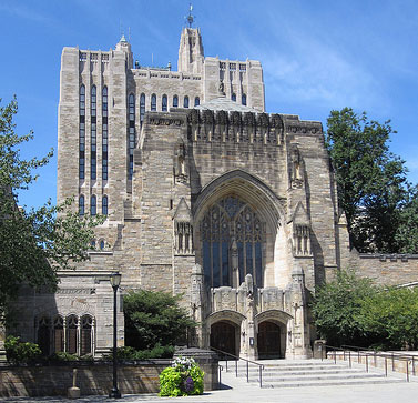 Yale's Sterling Library