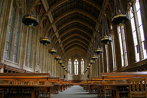 Suzzallo Reading Room