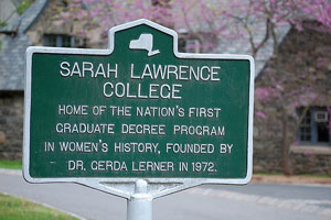 Sarah Lawrence College by mtsofan on Flickr