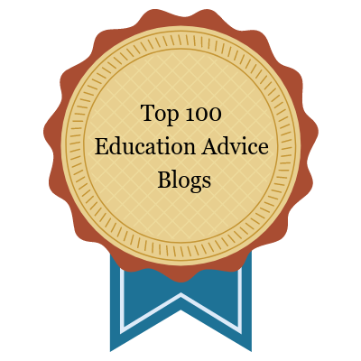 Top 100 Education Advice Blogs