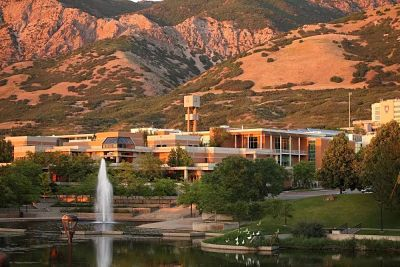 Weber State University is one of the easiest colleges to get into because of its acceptance rate